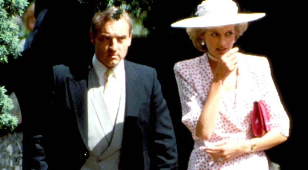 Diana soll in ihren Bodyguard verliebt gewesen sein