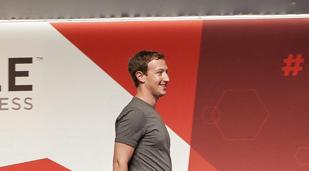 Mark Zuckerberg ist nun zweifacher Vater
