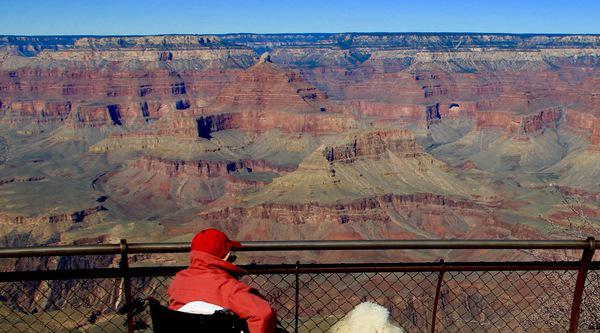 Miss Norma und der Grand Canyon