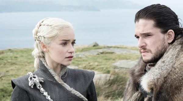 Wie geht die Liebesgeschichte zwischen Jon Schnee und Daenerys Targaryen weiter?