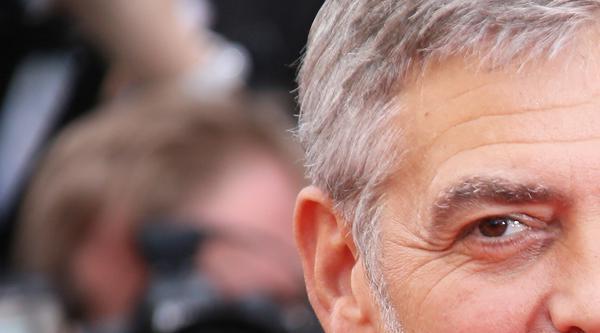 George Clooney spricht über seine Vater-Rolle