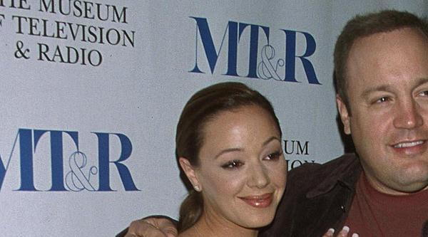 Leah Remini und Kevin James kennen sich schon lange