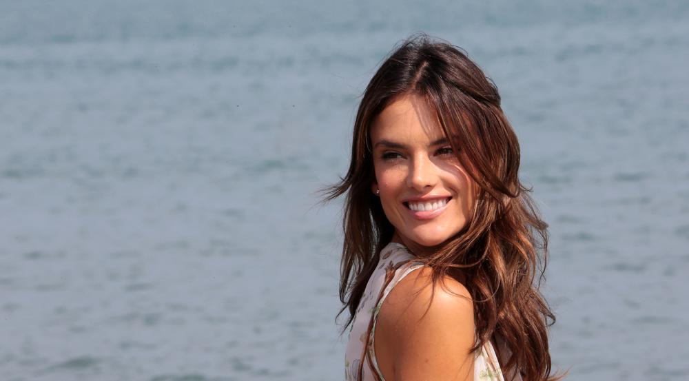 Alessandra Ambrosio feiert den 4. Juli