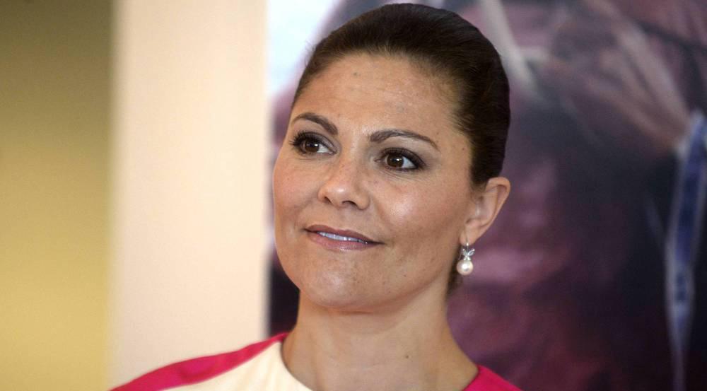 Prinzessin Victoria von Schweden feiert am 14. Juli ihren 40. Geburtstag