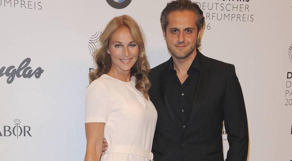 Caroline Beil und Philipp Sattler haben eine Tochter bekommen