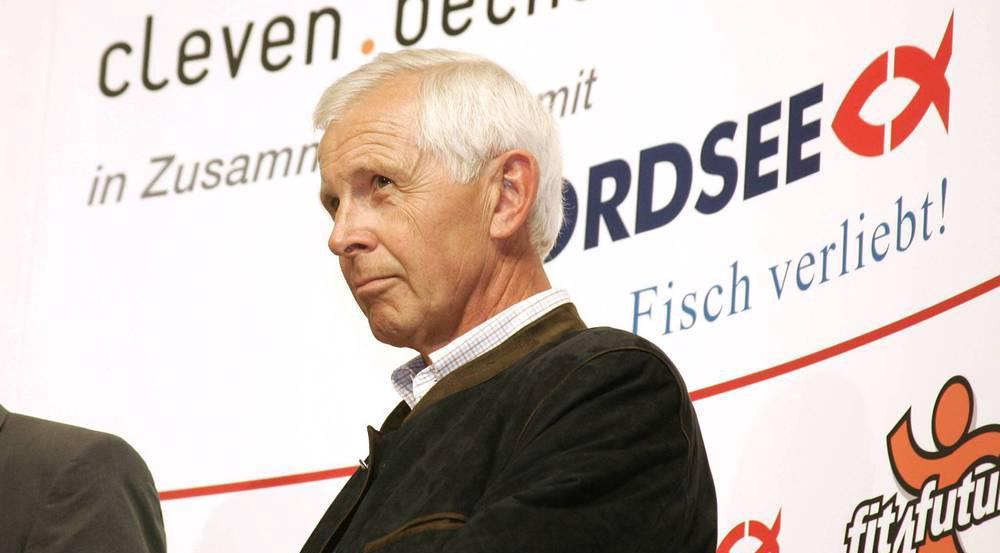 Hans-Dieter Cleven und Boris Becker waren einst Geschäftspartner