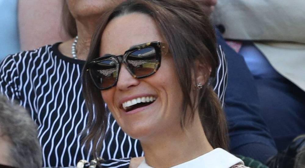 Pippa Middleton beim Tennisturnier in Wimbledon
