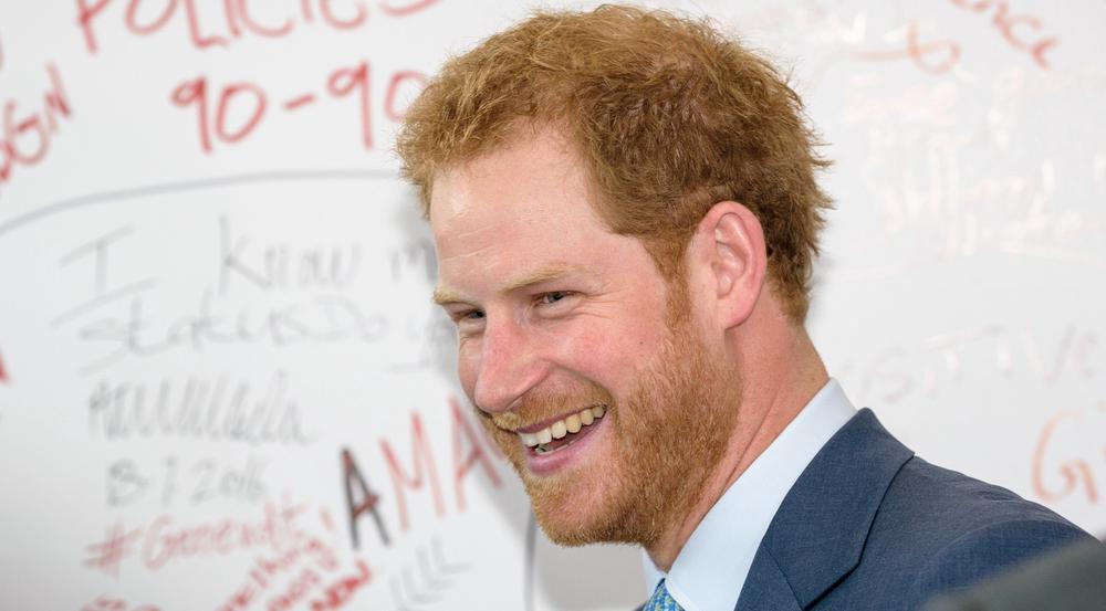 Prinz Harry geht Mitte Juli aus Charity-Gründen ins Kino