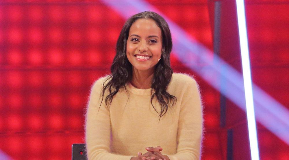 Sara Nuru in der Rateshow