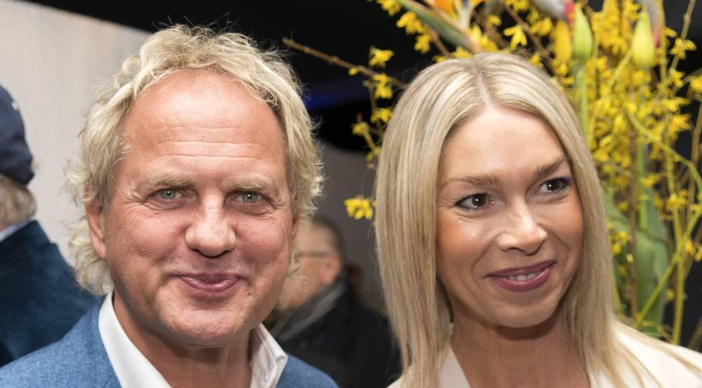 Haben sich das Ja-Wort gegeben: Uwe Ochsenknecht und seine Kiki Viebrock