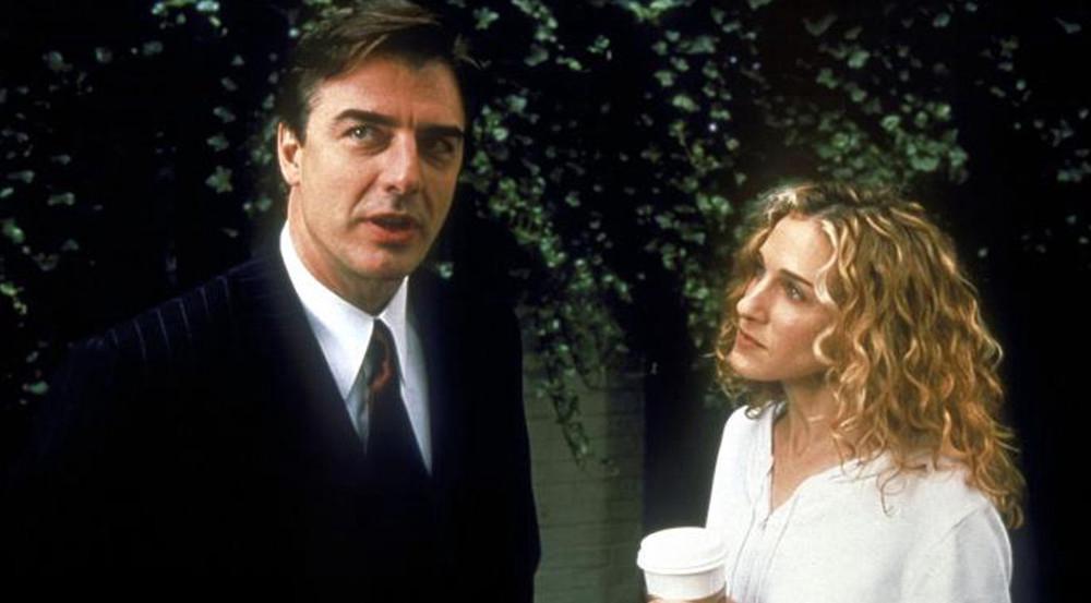 Nach ewiger On/Off-Beziehung fanden Mr. Big (Chris Noth) und Carrie (Sarah Jessica Parker) am Ende zueinander