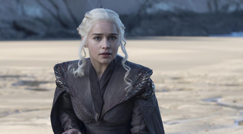 Daenerys Targaryen (Emilia Clarke) in der siebten Staffel