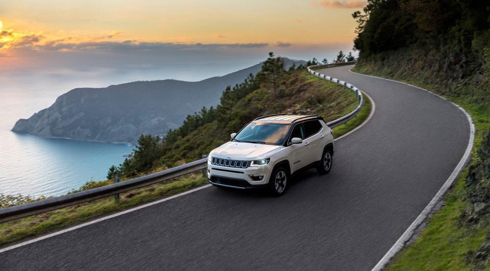 Offroad-tauglich: der neue Jeep Compass