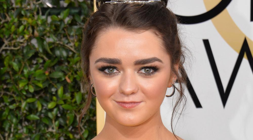 Maisie Williams spielt seit 2011 in