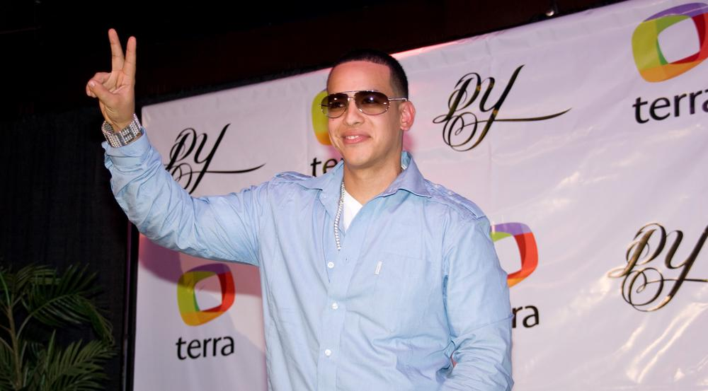 Daddy Yankee hat allen Grund zur Freude