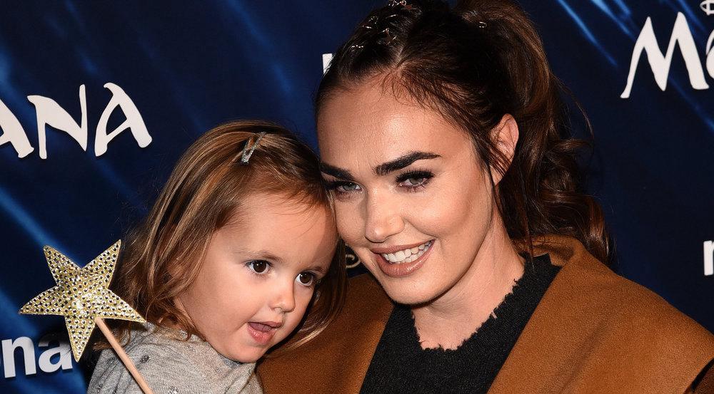 Tamara Ecclestone mit ihrer Tochter Sophia