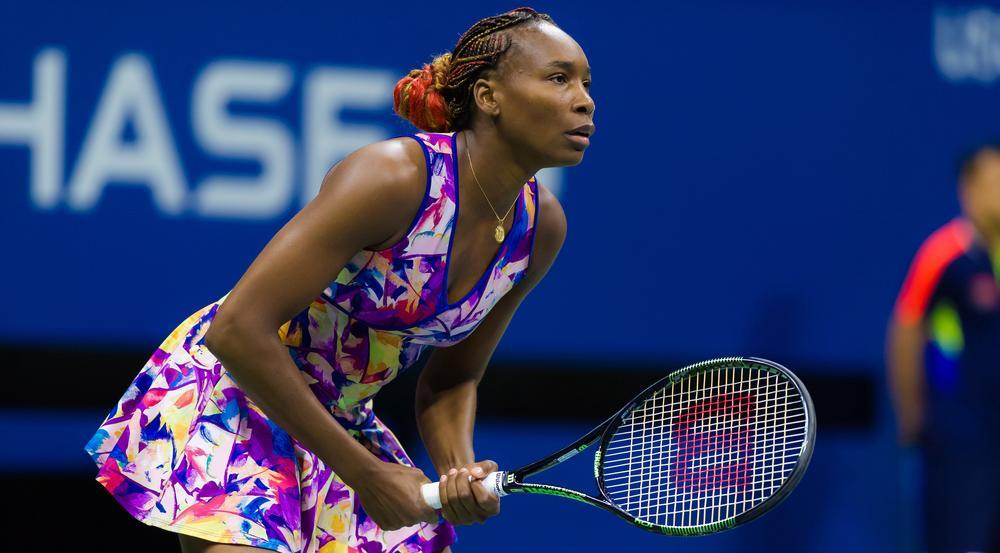 Venus Williams ist offenbar schuld an einem schweren Autounfall in Florida