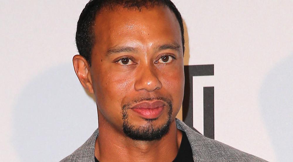 Tiger Woods bei einer Veranstaltung in Las Vegas