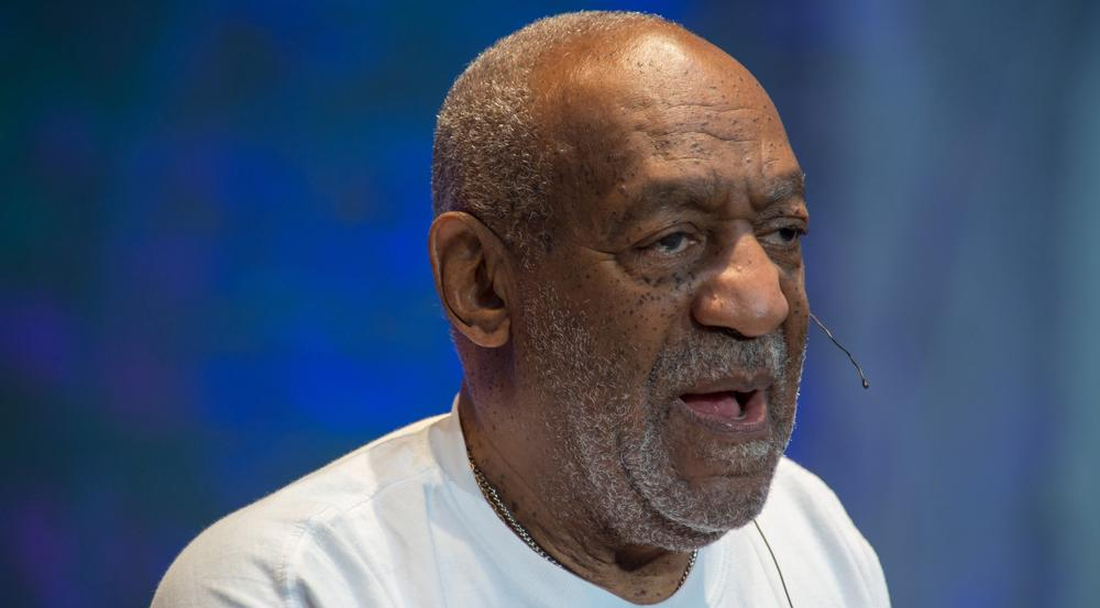 Bill Cosby bei einem Auftritt im Jahr 2014