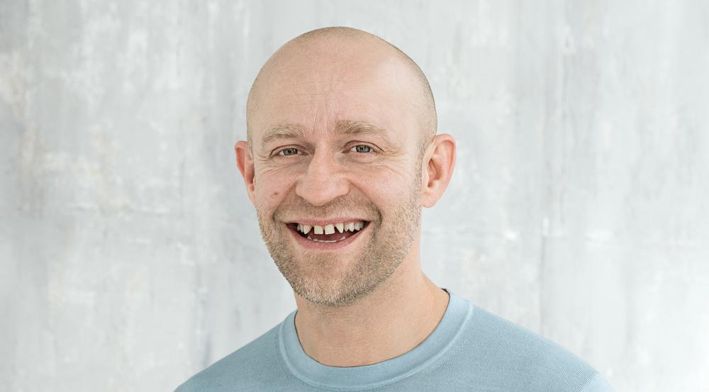 Bekannt für seine Zahnlücken: Jürgen Vogel