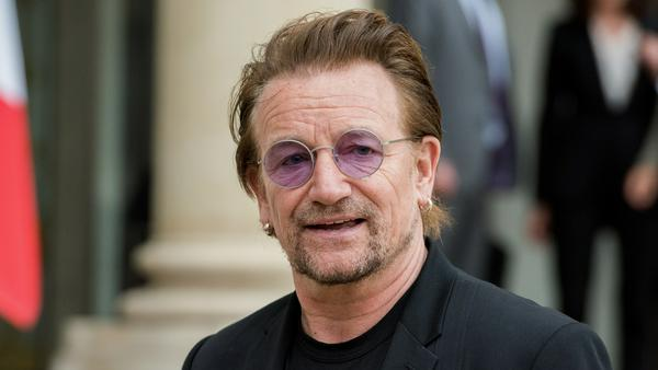 Ein Mann des Wortes: Bono von U2