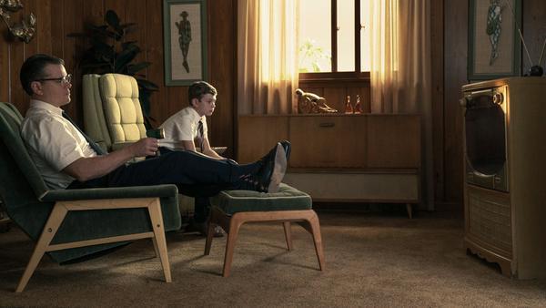 Gardner (Matt Damon) mit seinem Sohn Nicky (Noah Jupe).