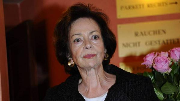 Karin Dor konnte auf eine deutsche und internationale Kinokarriere zurückblicken