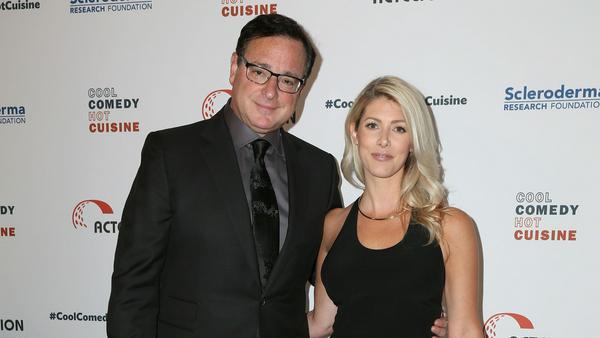 Bob Saget und seine Verlobte Kelly Rizzo im Juni auf einer Spenden-Gala in Beverly Hills