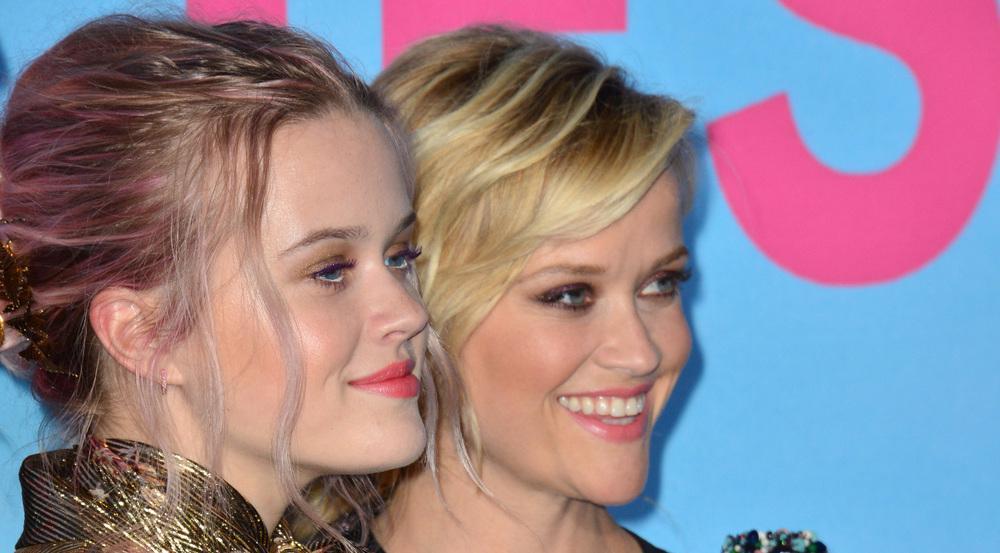 Ava Phillippe und Reese Witherspoon sind sich wie aus dem Gesicht geschnitten