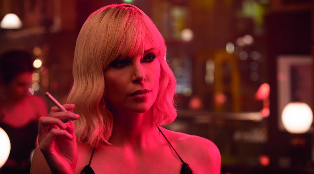 """Charlize Theron spielt in """"Atomic Blonde"""" die Agentin Lorraine"""