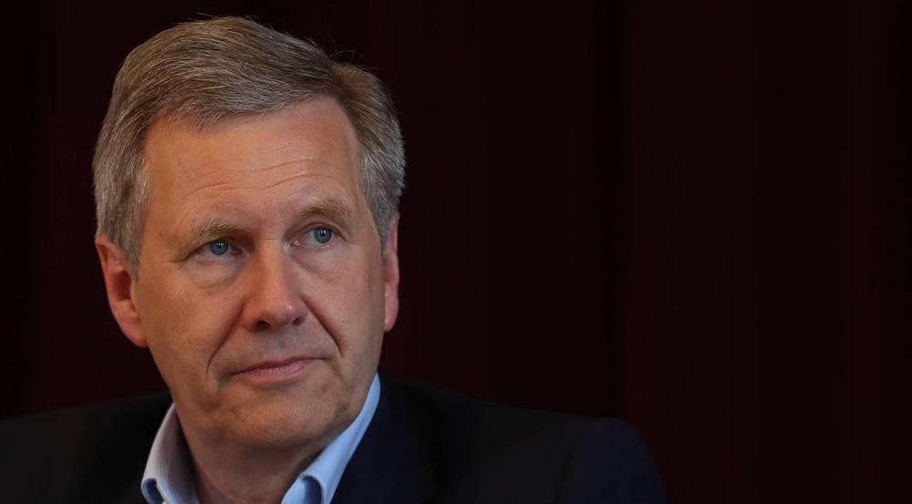 Christian Wulff war von 2010 bis zu seinem Rücktritt im Februar 2012 Bundespräsident