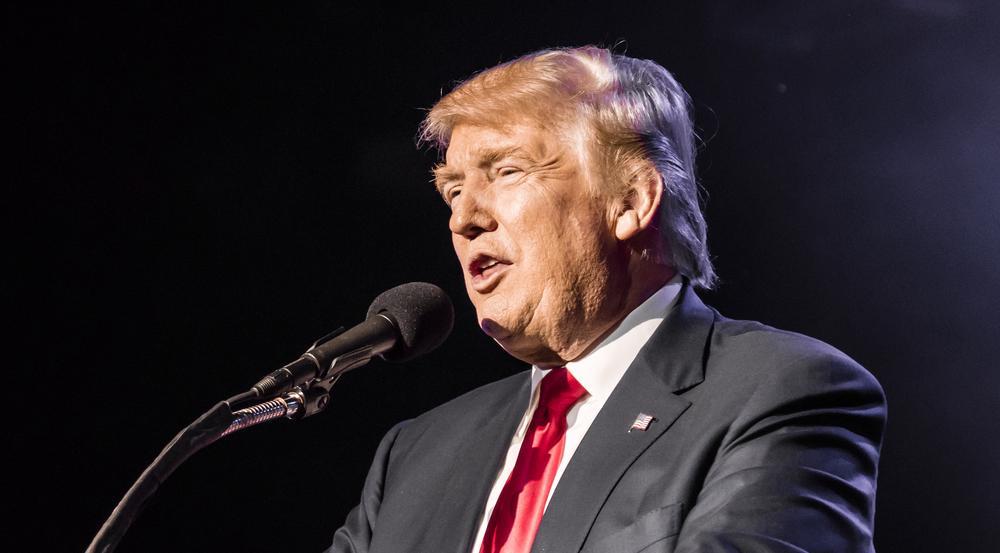 Donald Trump kommt bei seinen Bürgern nicht sonderlich gut weg