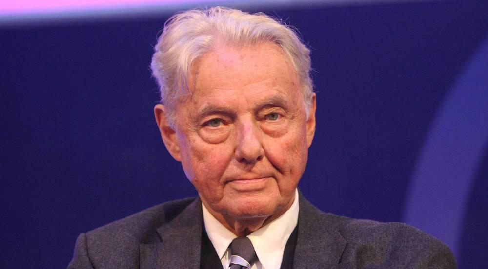 Joachim Kaiser war ab 1959 leitender Redakteur bei der