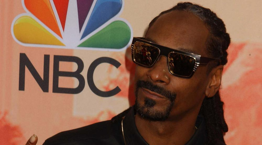 Snoop Dogg bei den iHeart Radio Awards in Los Angeles im Jahr 2015