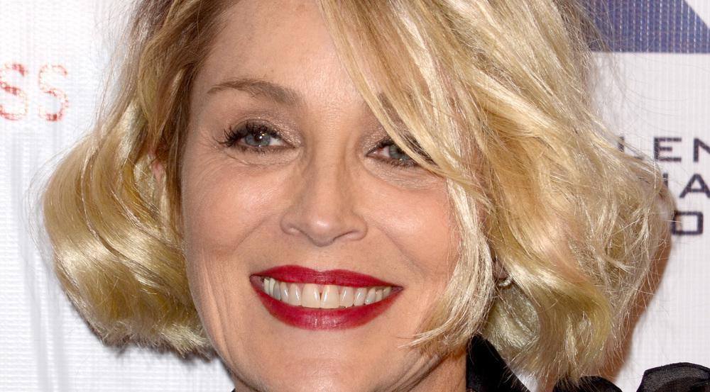 Single-Mama Sharon Stone ist sehr happy mit ihrem Beziehungsstatus