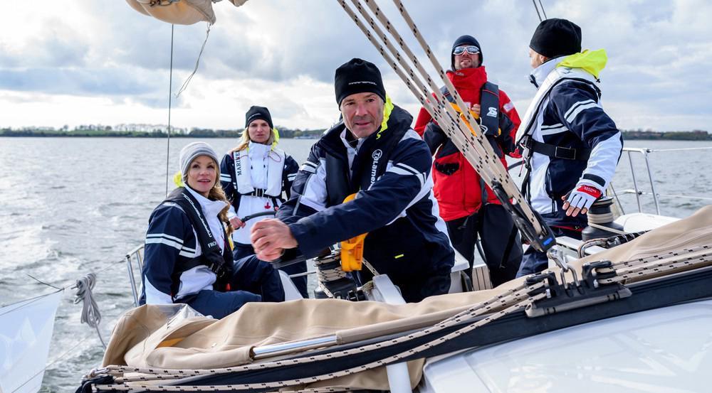 Hannes Jaenicke übernimmt das Kommando