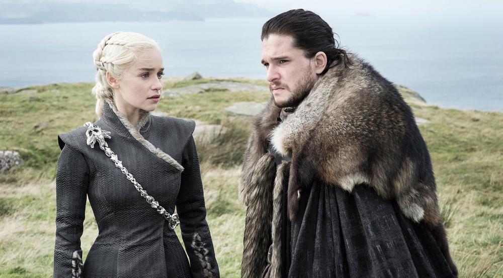 Ist Jon Schnee (Kit Harington) für Daenerys Targaryen (Emilia Clarke) ein Verbündeter?