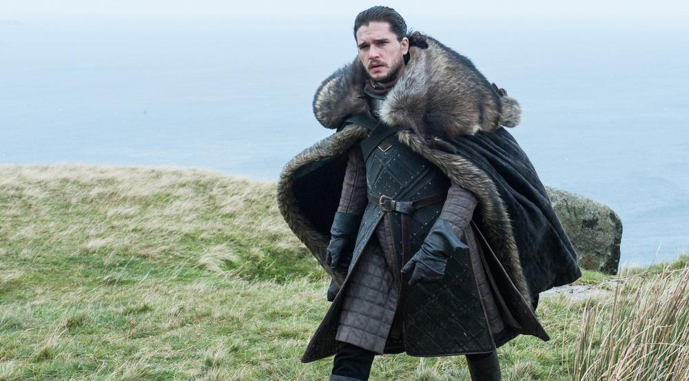 Wird Jon Schnee (Kit Harington) auf Drachenstein bleiben?