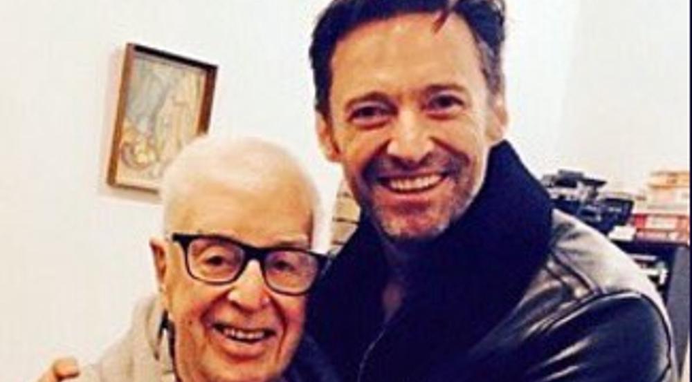 Hugh Jackman ist seinem ehemaligen Schauspiellehrer Lesli Jones sehr dankbar
