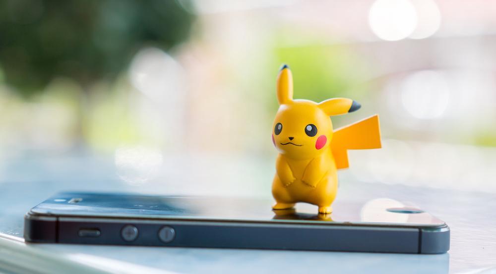 Pikachu erobert jetzt auch Snapchat