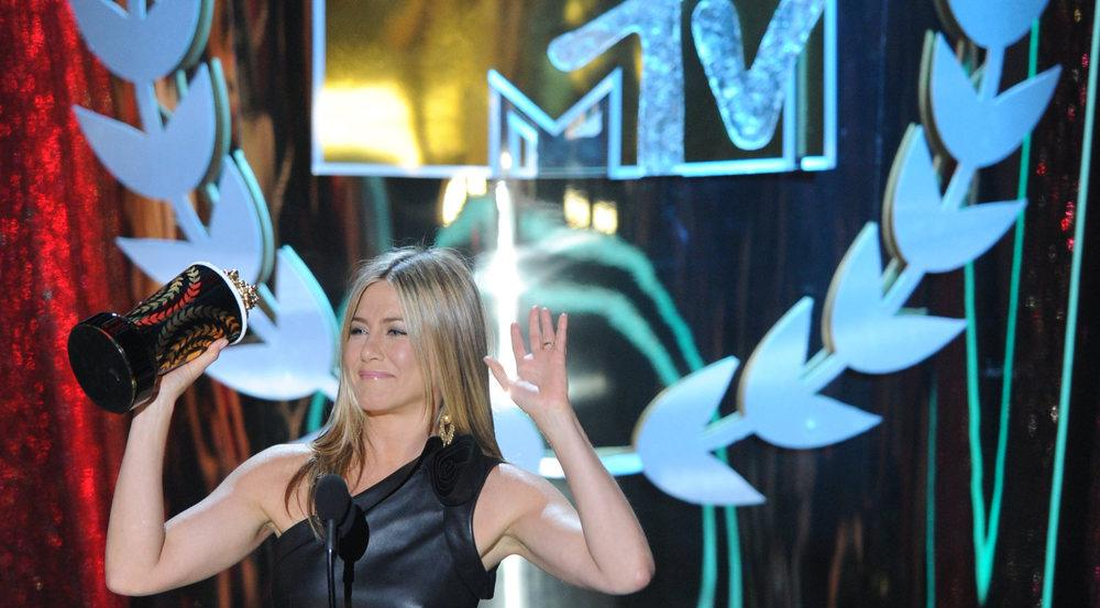 Jennifer Aniston bei den MTV Movie Awards