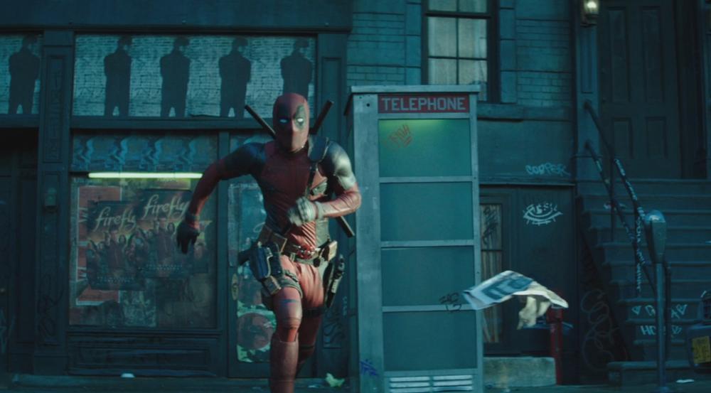 """Deadpool 2"" soll am 1. Juni 2018 in den USA in die Kinos kommen"