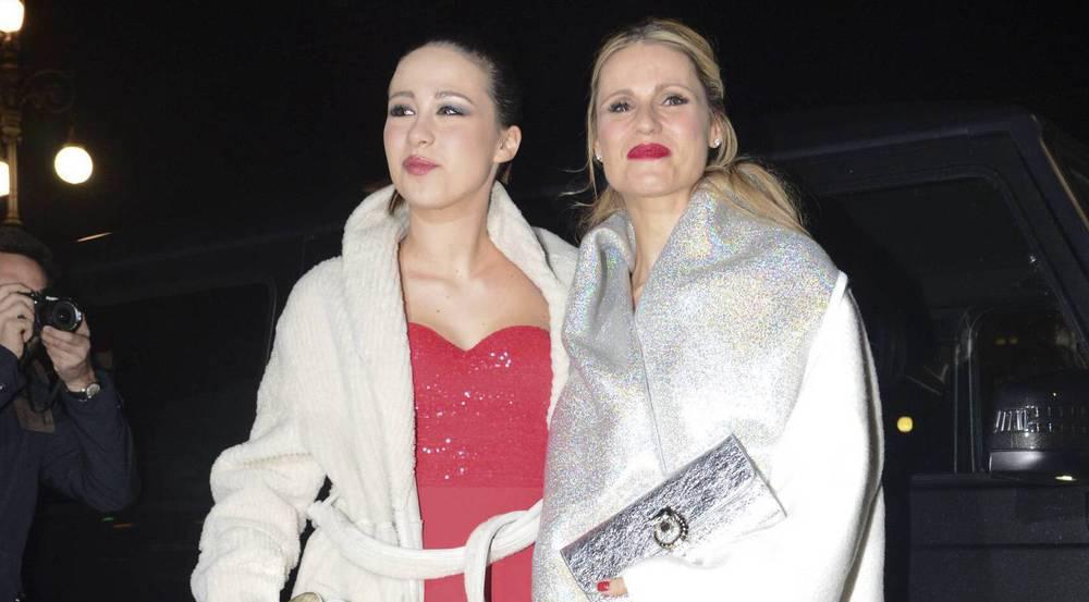 So schön feierte das Mutter-Tochter-Gespann Michelle Hunzikers 40. Geburtstag im Januar