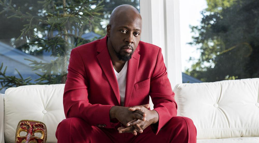 "Wyclef Jean ist ready für sein neues Album ""Carnival III: The Fall and Rise of a Refugee"""