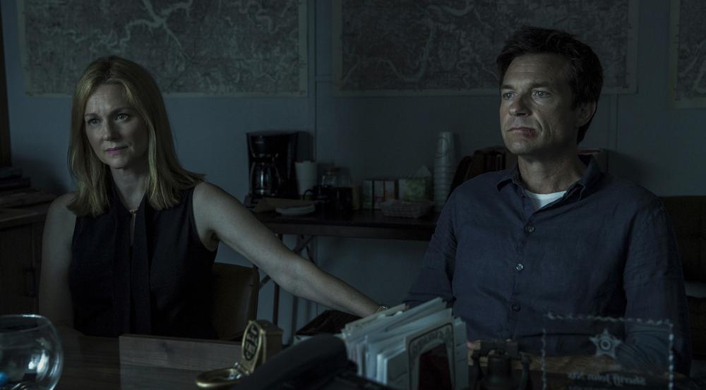 """Laura Linney und Jason Bateman in """"Ozark"""""""