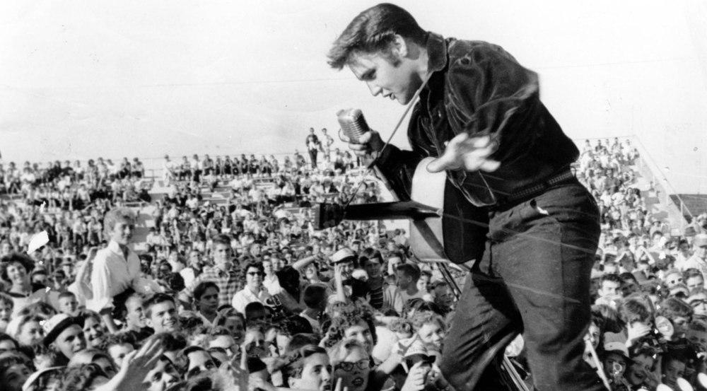 Elvis Presley liebte die Bühne und die Mode