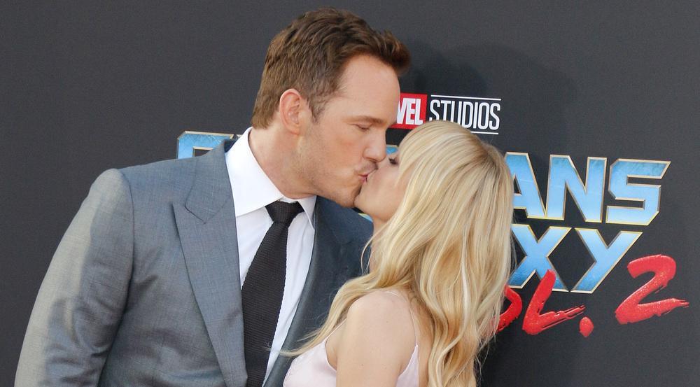 Chris Pratt und Anna Faris zeigten sich noch vor kurzem ganz verliebt auf dem roten Teppich