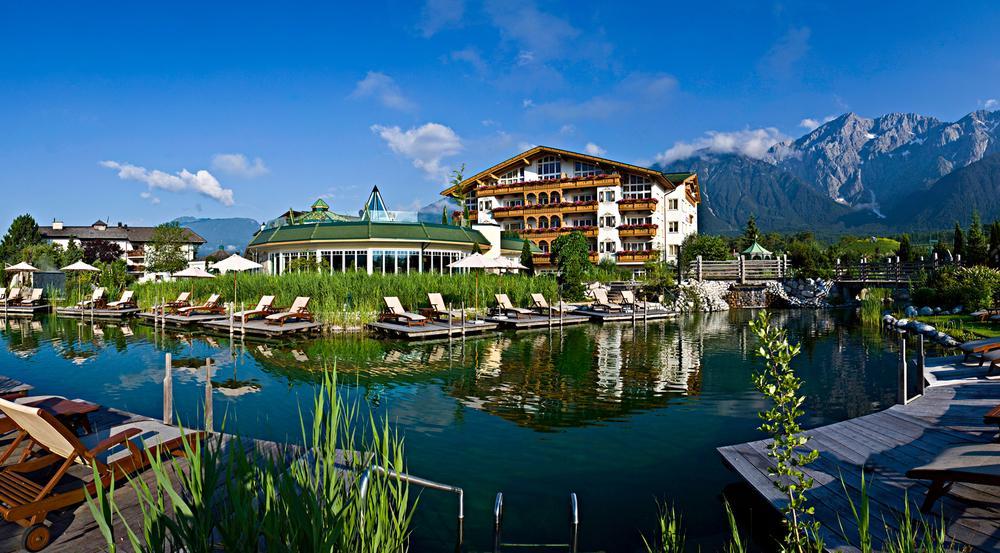 Vom Ferien- zum 5-Sterne-Luxxushotel: Schwarz Alpenresort in Mieming