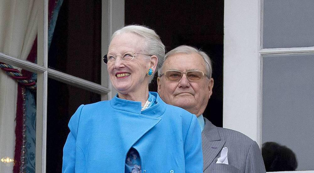 Prinz Henrik und seine Frau Margrethe II. von Dänemark