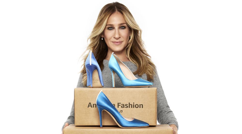 Sarah Jessica Parkers Schuhkollektion gibt es bald auch in Europa bei Amazon Fashion